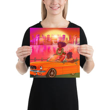 Load image into Gallery viewer, Joy Ride Poster