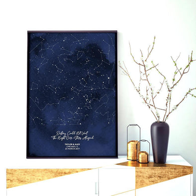 The Night Our Stars Aligned - ColorBee Creative