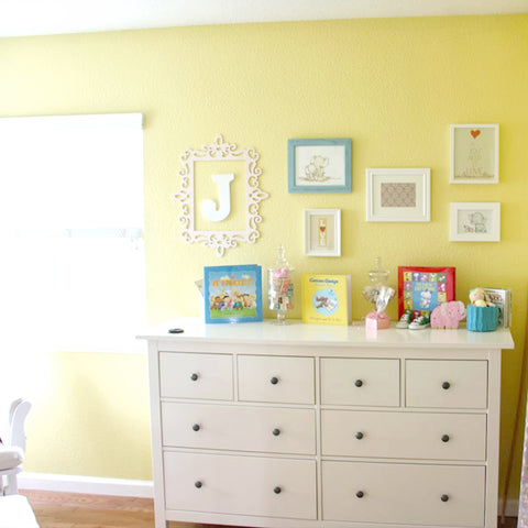 ColorBee Nursery Decor Customer Art Wall