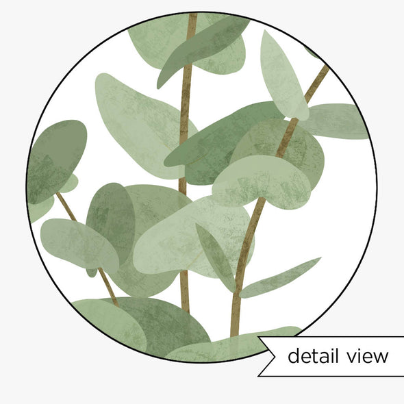 Eucalyptus Leaf Set of 2 Botanical Art Prints