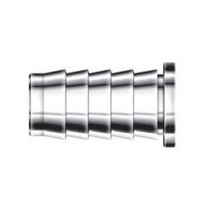 Tube Insert - 1/4 - 1/8 - Stainless Steel, Part #: SI-4-2-S6