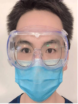 Protective Goggles Glasses Medical Anti Fog Safety Work Lab Eye Protection - Free Shipping
