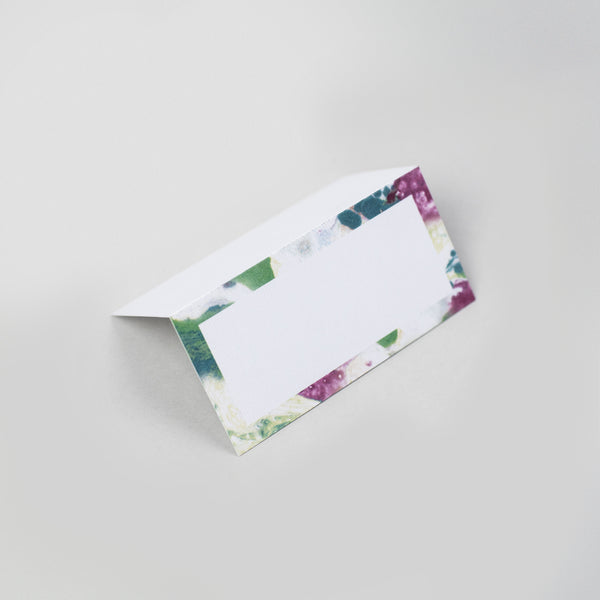 Evelyn place cards pack of 10