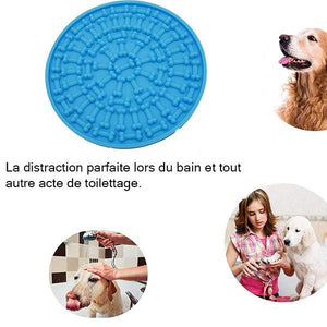 Tampon en Silicone à Lécher | Distraction de Toilettage | Avenue des Animaux™