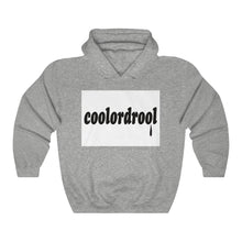 Load image into Gallery viewer, Coolordrool Unisex Heavy Blend™ Hooded Sweatshirt