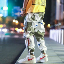Load image into Gallery viewer, Cool Man Jogger Camouflage Side Pockets Loose Style Men's Sweatpants Fashion 2019 High Street Casual Pants Mens Streetwear Pants