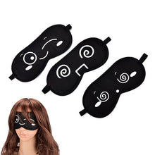 Load image into Gallery viewer, 1Pcs Soft 3D Sleep Mask Natural Sleeping Eye Mask Eyeshade Cover Shade Eye Patch Women Men Portable Blindfold Travel Eyepatch