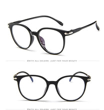 Load image into Gallery viewer, TTLIFE Blue Light Blocking Spectacles Anti Eyestrain Decorative Glasses Light Computer Radiation Protection Eyewear YJHH0306