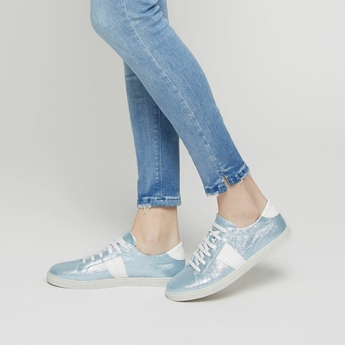 FLO Women Sneakers Light Blue Navy Pink Sport Casual Fashion Comfortable Female Footwear Ladies Shoes Женские кроссовки CS19159 Art Bella