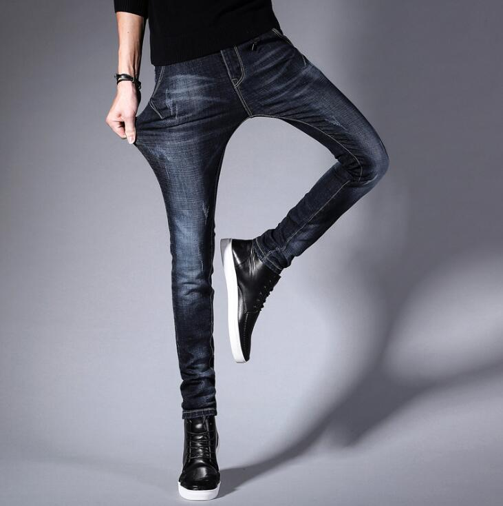 2020 New Style Popular Stretch Men Jeans Long Pants For Male Free Shipping