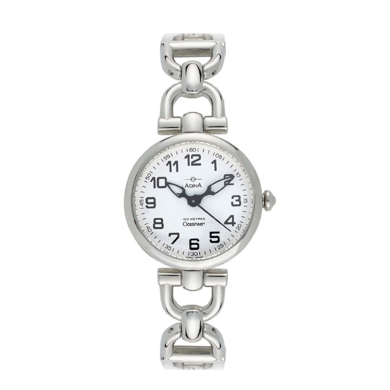 Adina Oceaneer Sports Dress Watch Ct105 S1Fb