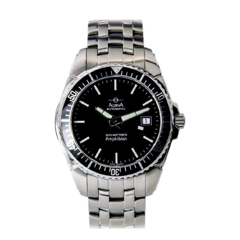 Adina Amphibian Automatic Dive Watch Nk142 S2Xb