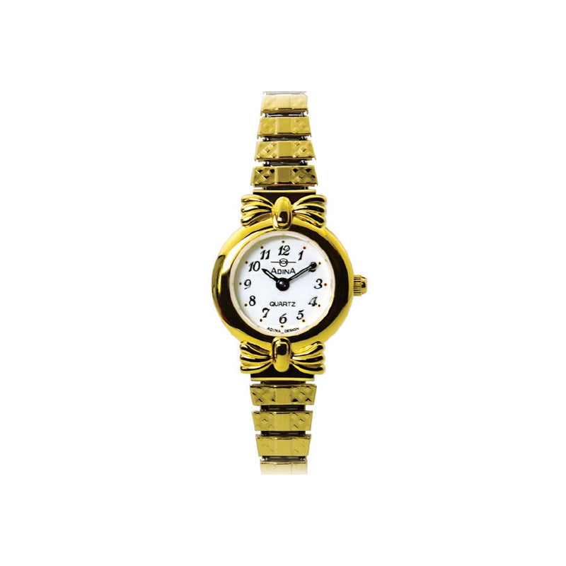 Adina Everyday Classic Dress Watch Nk31 G1Fe