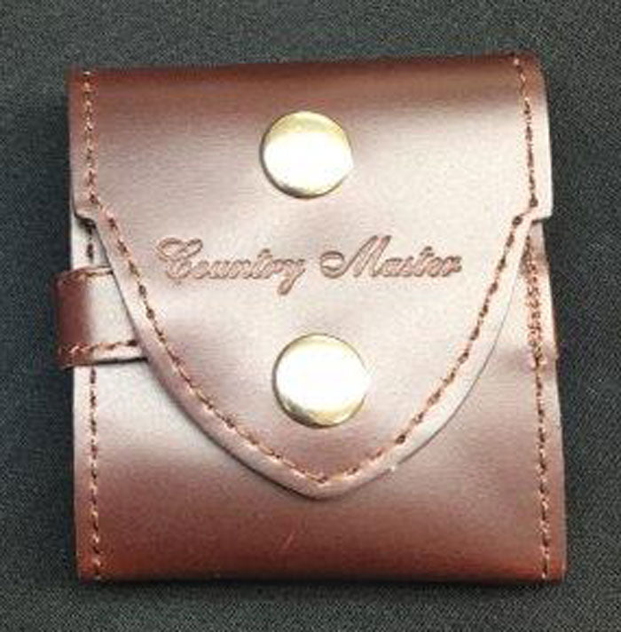 Brown Adina Countrymaster Pocket Watch Pouch Suit Nk54