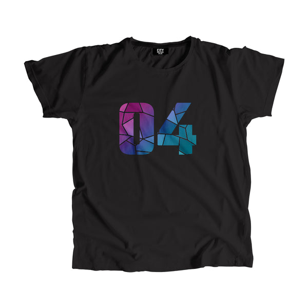 04 Number T-Shirt