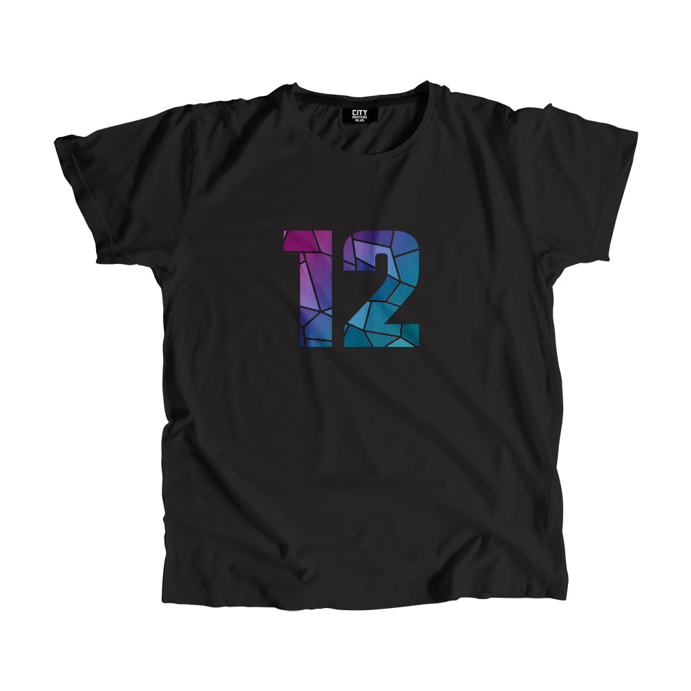 12 Number T-Shirt