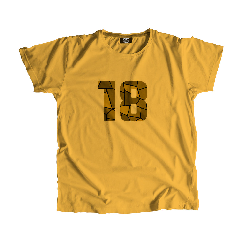 18 Number T-Shirt