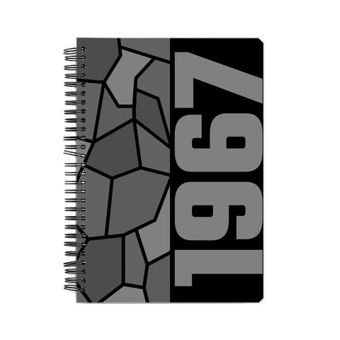 1967 Year Notebook