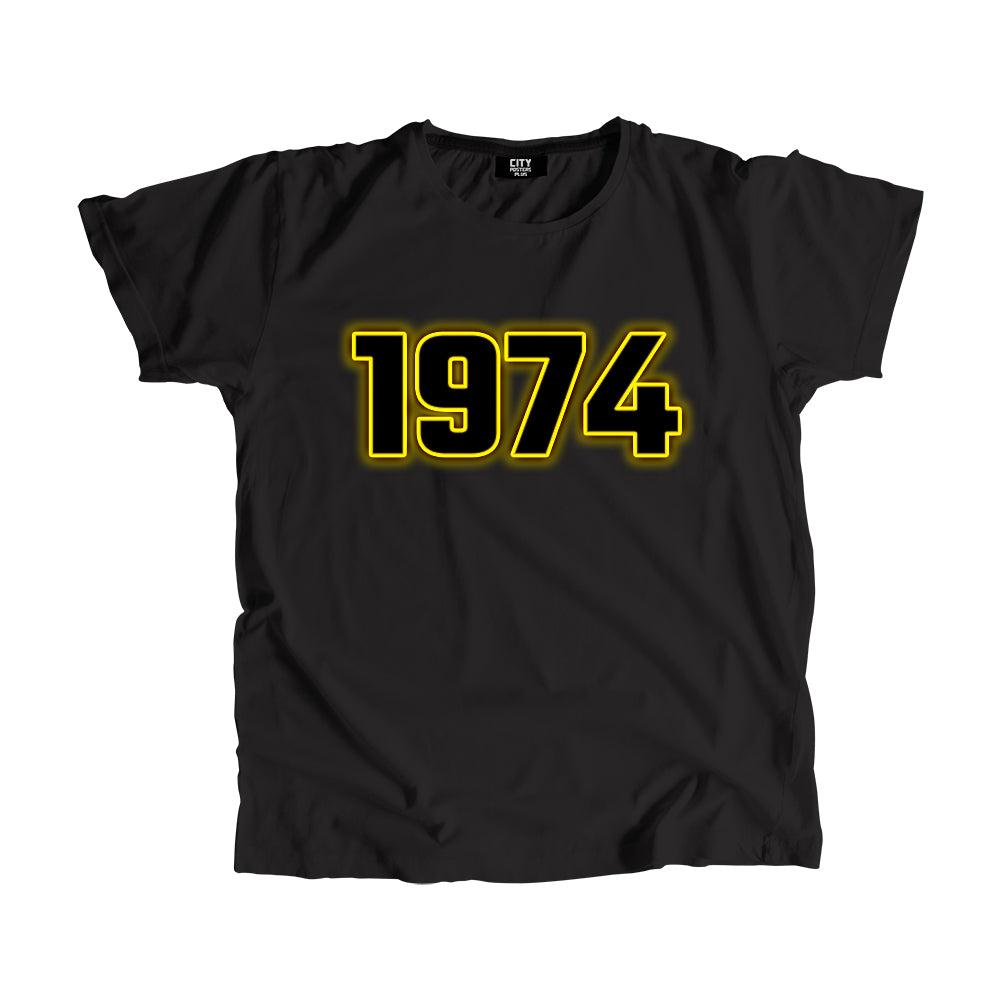 1974 Year Men Women T-Shirt