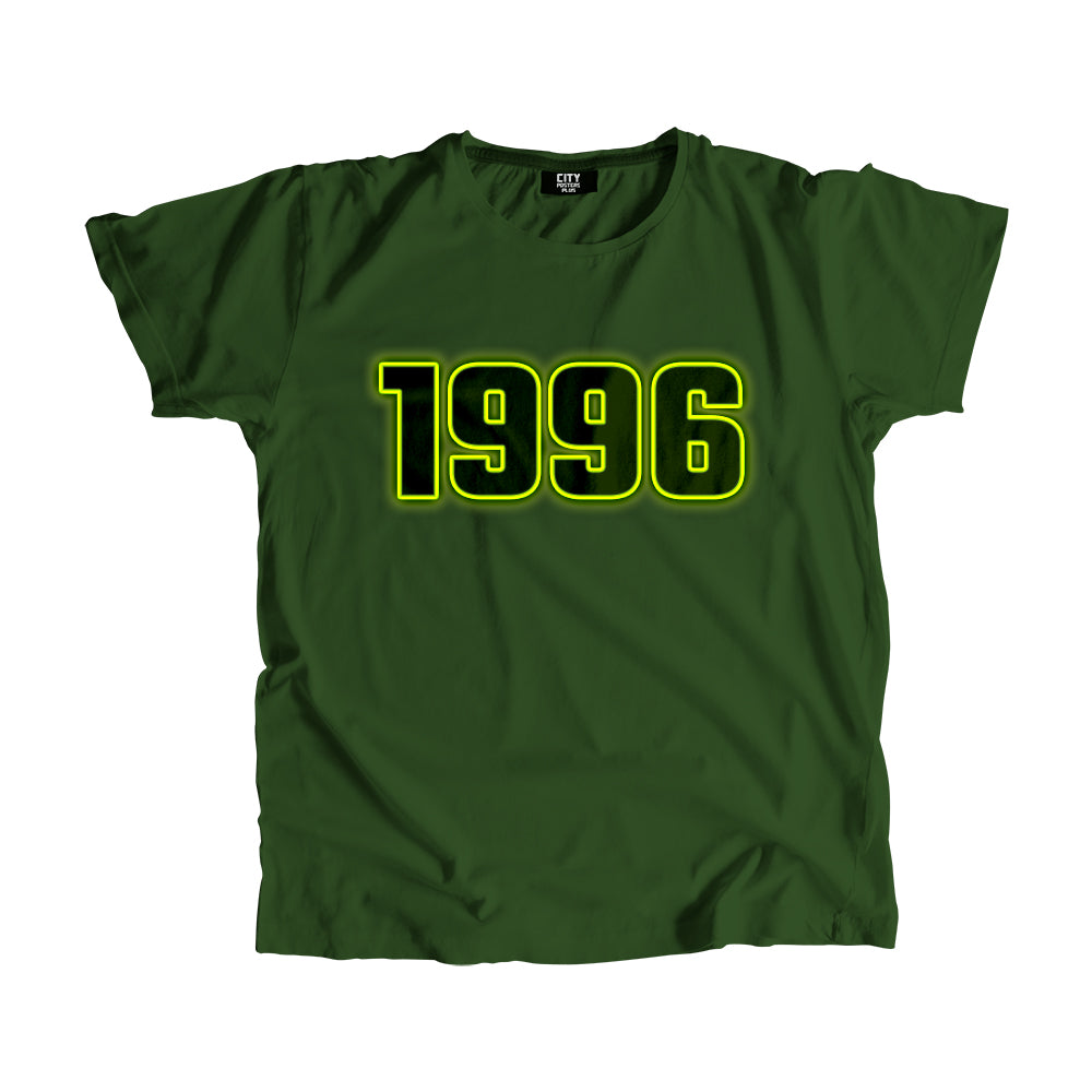 1996 Year Men Women Unisex T-Shirt