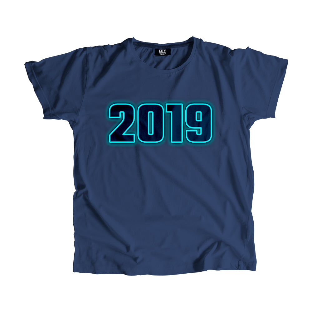 2019 Year Men Women Unisex T-Shirt