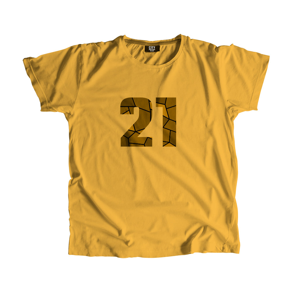 21 Number T-Shirt