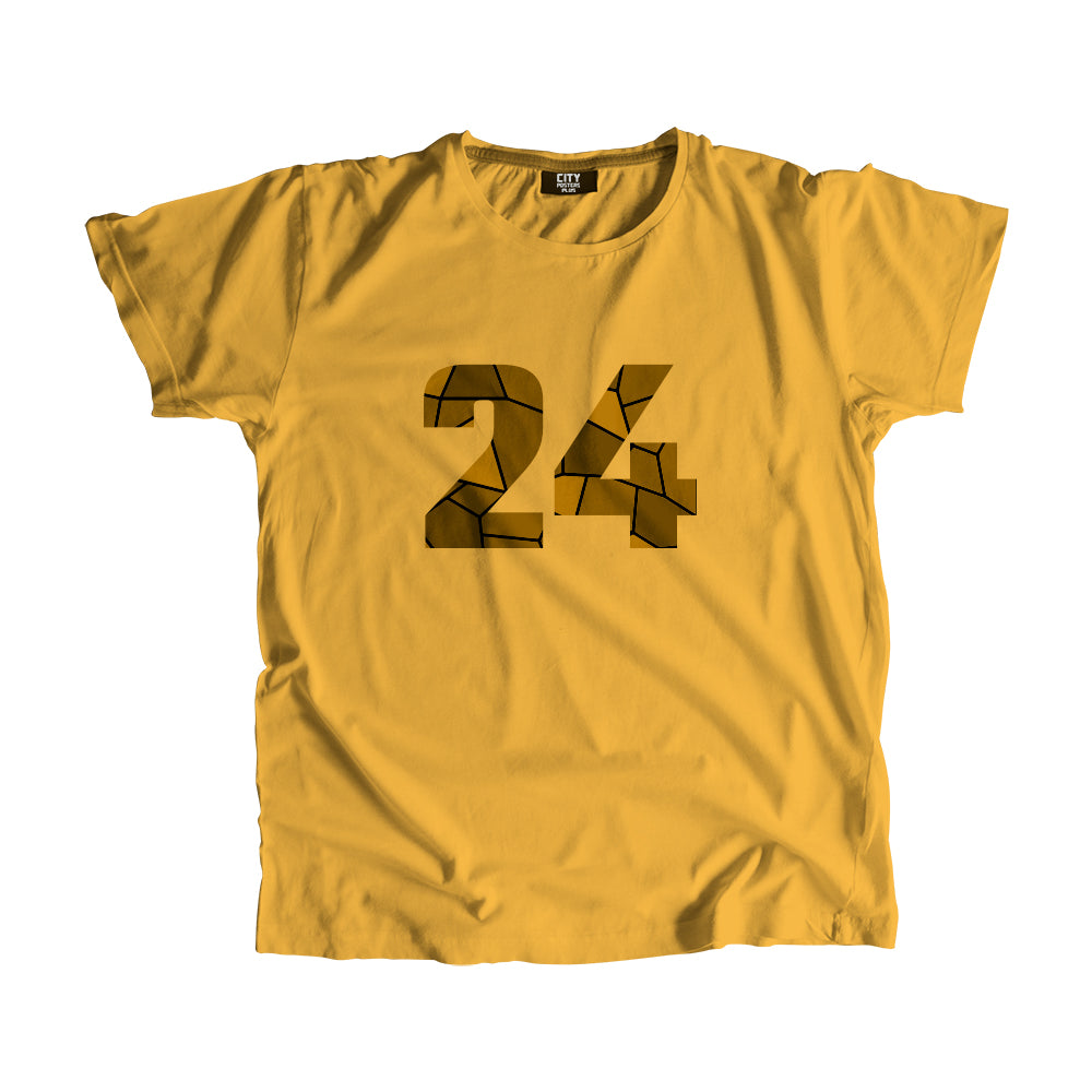 24 Number T-Shirt