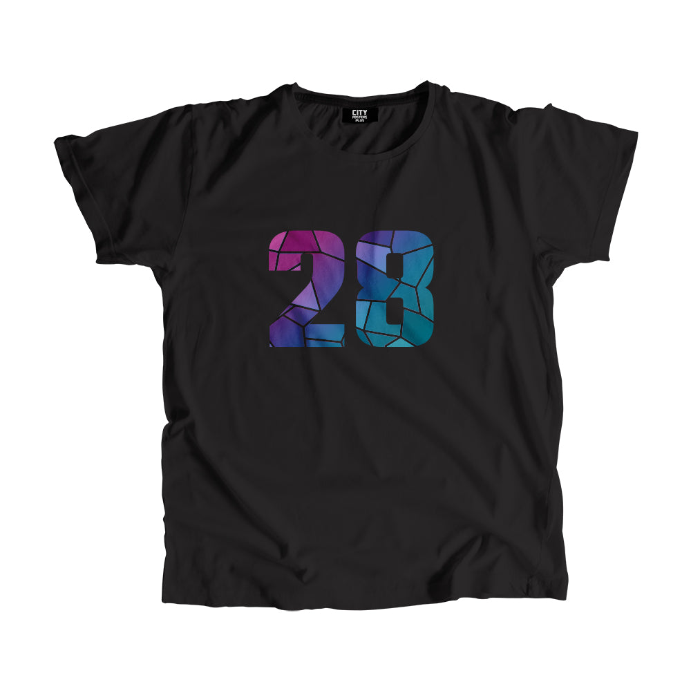 28 Number T-Shirt