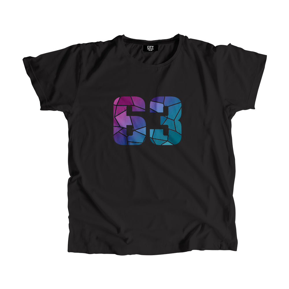 63 Number T-Shirt