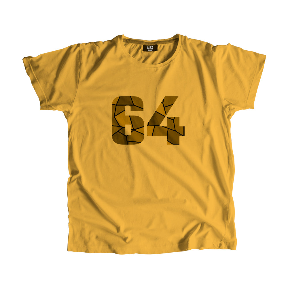 64 Number T-Shirt