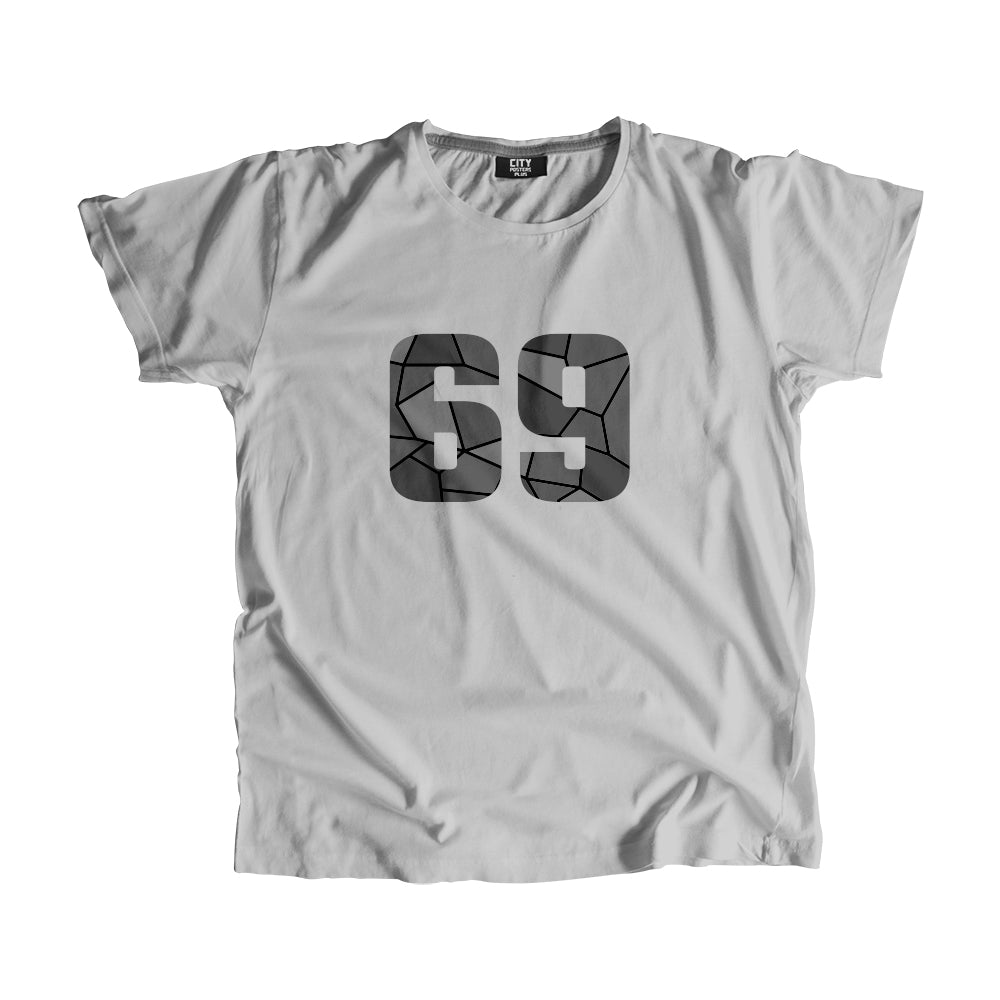 69 Number Men Women Unisex T-Shirt