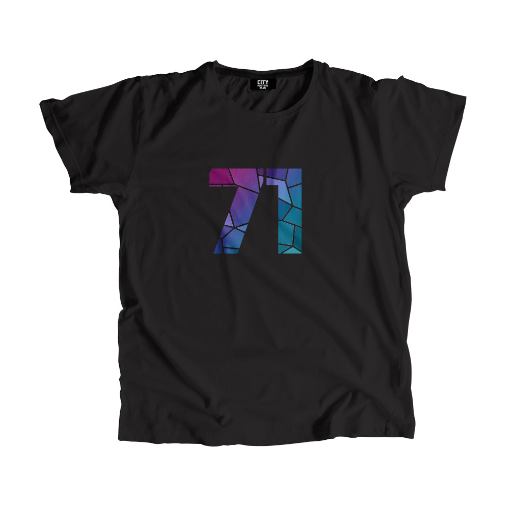 71 Number T-Shirt