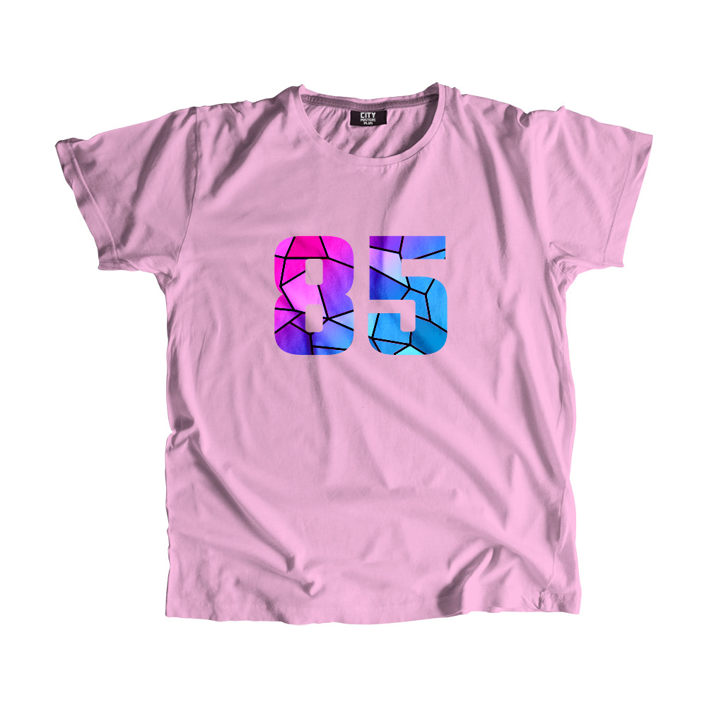 85 Number Men Women Unisex T-Shirt