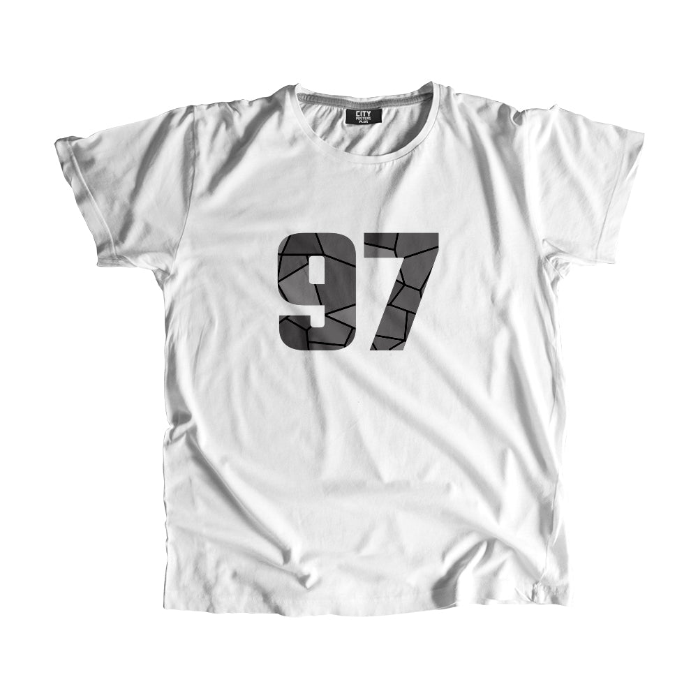 97 Number Men Women Unisex T-Shirt