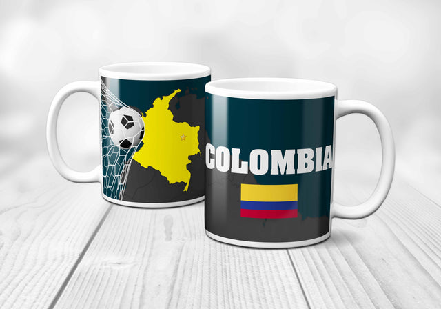 FIFA World Cup Colombia Mug