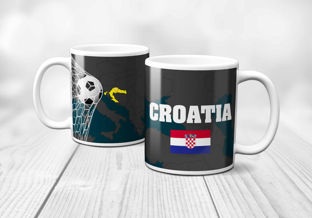 FIFA World Cup Croatia Mug