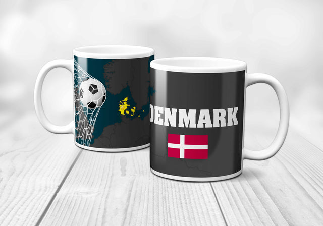 FIFA World Cup Denmark Mug