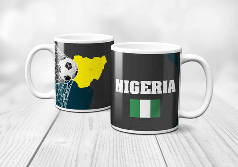 FIFA World Cup Nigeria Mug
