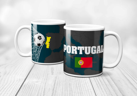 FIFA World Cup Portugal Mug