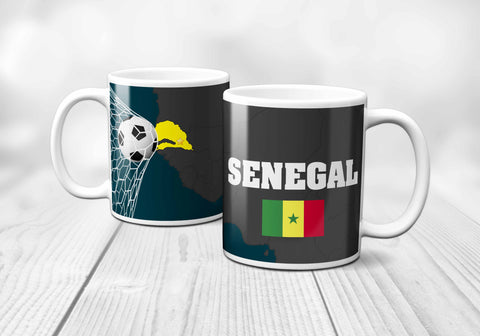FIFA World Cup Senegal Mug