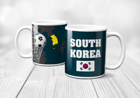 FIFA World Cup South Korea Mug