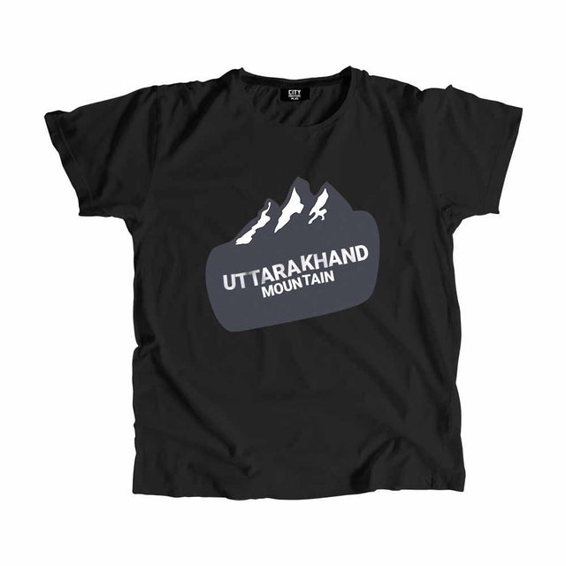 Uttarakhand Mountain T-Shirt