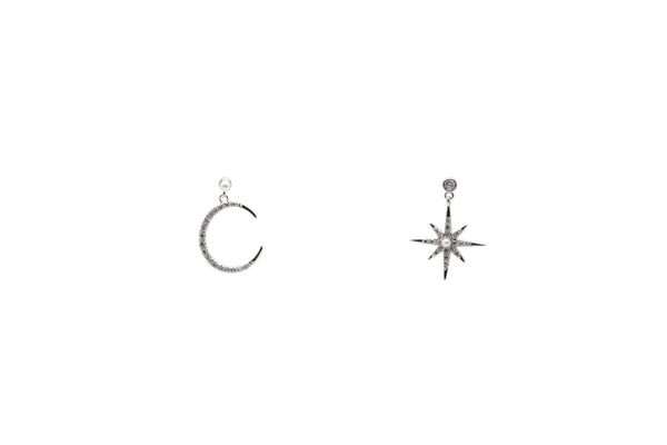 Star Drop Earring - TheOfficialYuán