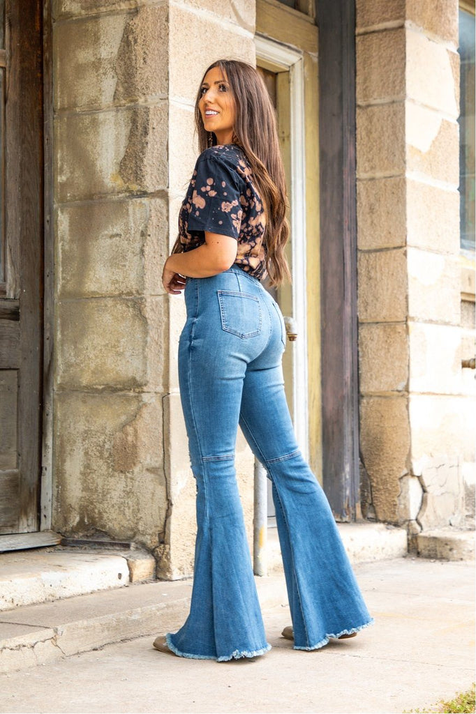 LB Extreme Flare Jeans
