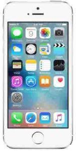 Apple iPhone 5S 16GB Silver | Refurbished | Without Fingerprint Sensor