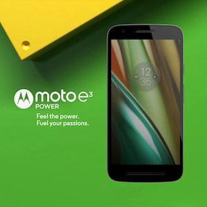 Moto E3 Power 16GB | 4G Smart Phone | Almost Brand New | Refurbished