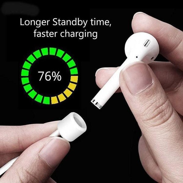 Tic X Mono Earpod For All iOS And Android Smartphones (White)