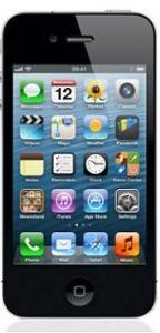Apple iPhone 4S 8GB Black | Refurbished