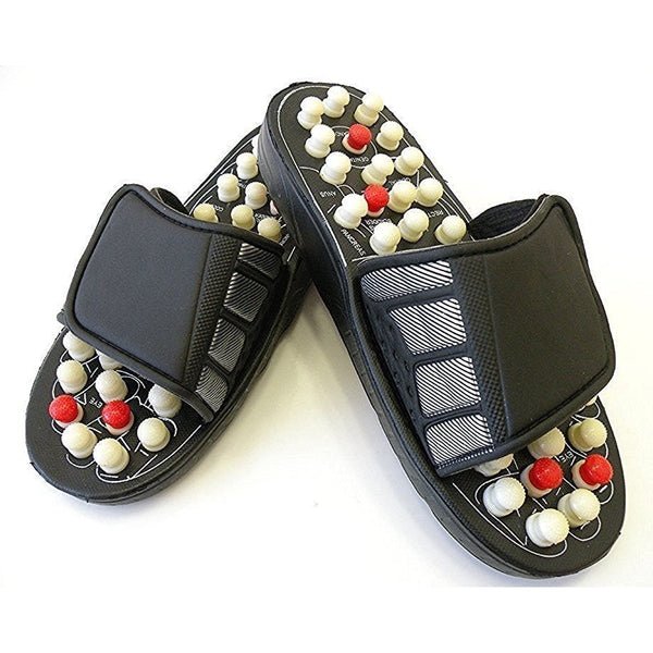 Acupoint - Unisex Acupressure Therapy Medical Rotating Foot Massager