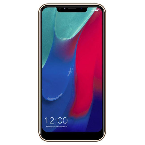 "M1 6.18"" Notch Screen Smart Android 2GB+16GB 8MP Fingerprint SmartPhone"